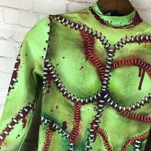 Badinka Pants & Jumpsuits - Badinka Frankensteins Bride Costume Jumpsuit